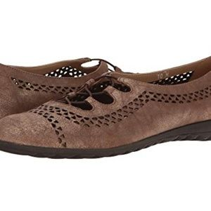 Made in Italy Sesto Meucci Belay leather shoes